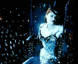 A scene from 'Moulin Rouge'