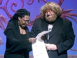 Whoopi Goldberg & Bruce Vilanch