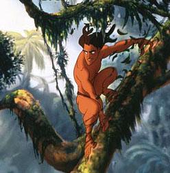 Tarzan scene blowjob picture 32